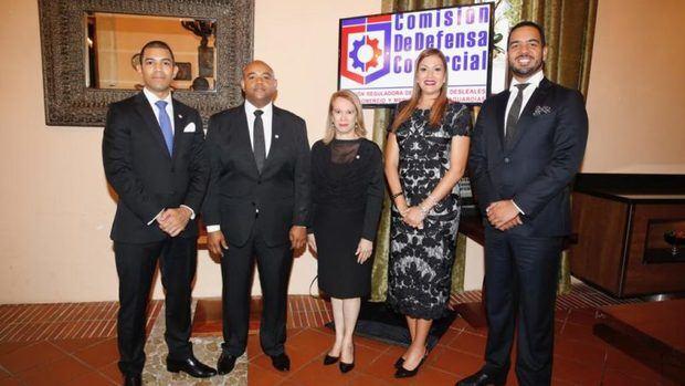 Carlos Julio Martínez Crsitian Jesús Beltré Milagros J. Puello Paola Michelle Vásquez y Fantino Polanco