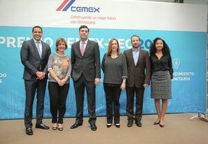 Eliías Dinzey, Mari?a Paula San Miguel, José Antonio Cabrera, Sandra Aponte, Stefano Zullian y María Fernanda Ortega.