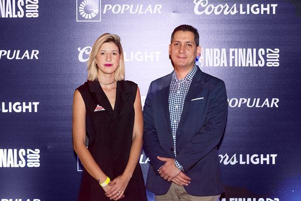 NBA y Coors Light celebran Viewing Party en República DominicanaL