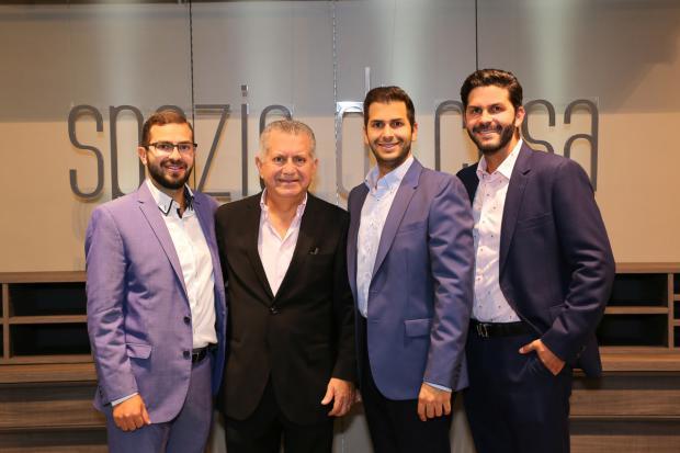 Spazio di Casa presenta nueva línea de closets y cocina