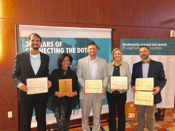 CEMEX Dominicana recibe premio internacional por programa de preservación en el Sur