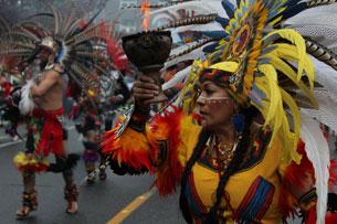 Día de la Raza o Día del Respeto a la Diversidad Cultural