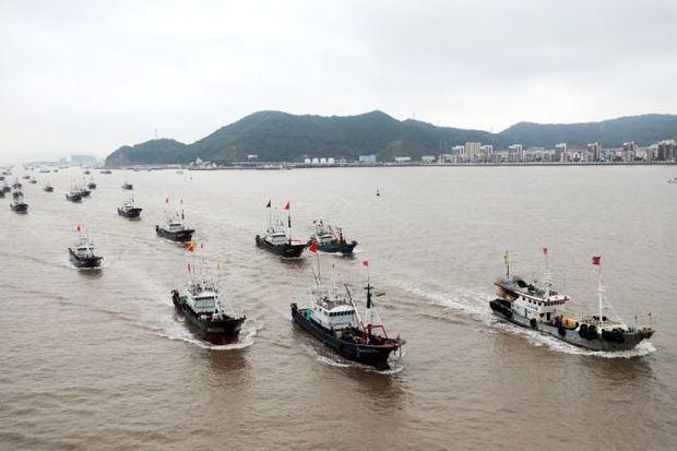 Al menos 12 muertos y 4 desaparecidos en un naufragio en el este de China