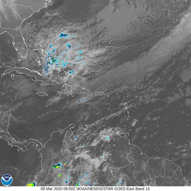 Sistema frontal y vaguada provoca lluvias… se mantienen vigentes las alertas