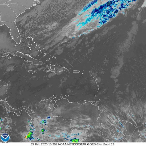 Las precipitaciones aumentarán a partir de esta tarde… sistema frontal incidirá mañana