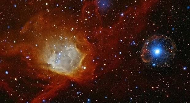 El telescopio chino FAST detecta dos nuevos púlsar