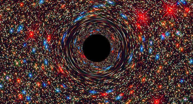 Los cinco datos más extraños sobre los agujeros negros