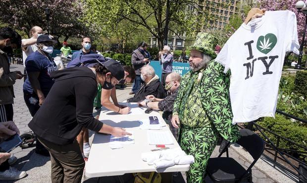 Nueva York da un nuevo paso hacia la implantación de la marihuana recreativa