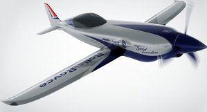 Avión eléctrico Rolls-Royce Accel.