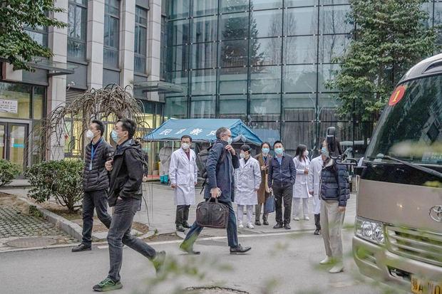 La OMS reitera a China que el mundo necesita entender el origen del coronavirus