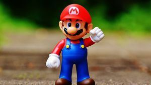 Subastan un videojuego de 'Super Mario 64' por 1,56 millones de dólares.