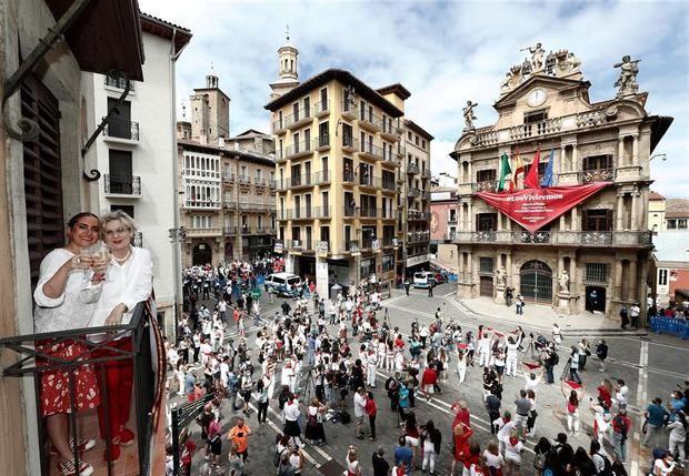 España: un San Fermín 2020 sin sanfermines