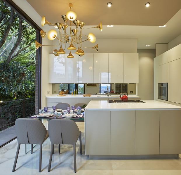 Amplitud de espacios, clave del nuevo lujo contemporáneo