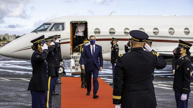 Presidente Abinader viaja a Madrid este sábado