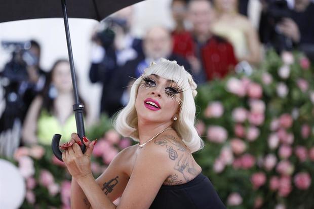 La cantante estadounidense Lady Gaga.