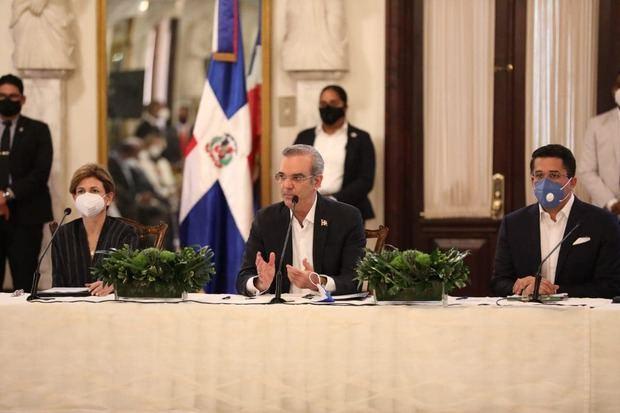 Presidente Abinader anuncia un amplio paquete de medidas para impulsar la recuperación del turismo