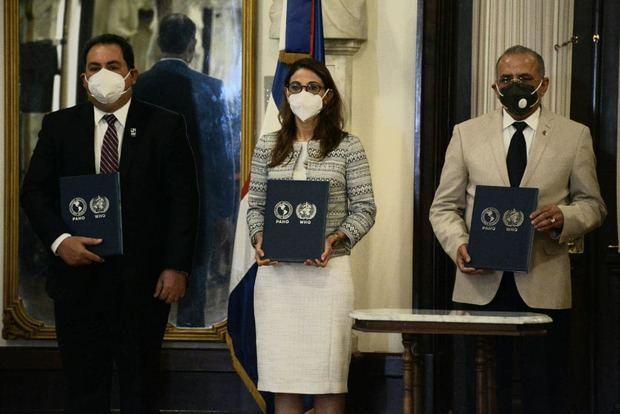 La OPS dona insumos a República Dominicana para enfrentar el coronavirus