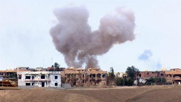 Irak anuncia la muerte de 25 yihadistas en bombardeos de la coalición