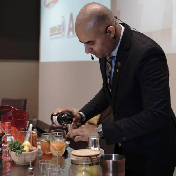 El sabor de Estados Unidos marco tendencia en la EXPOGASTRONÓMICA Santo Domingo 2020