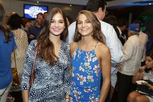 Brissa Esteban y Paloma Esteban.