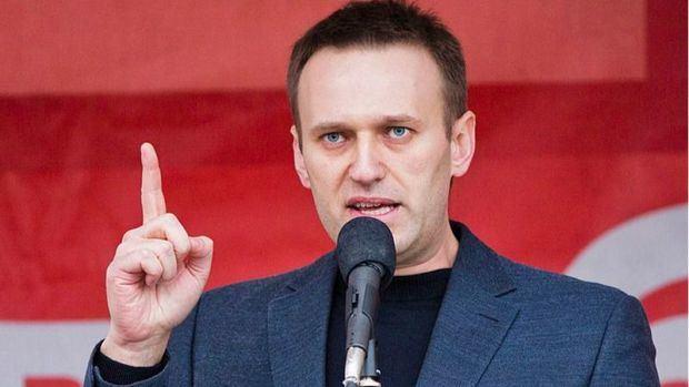 Alexei Navalny..