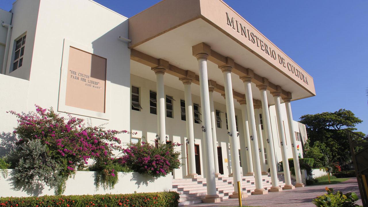 Cultura convoca a profesionales de las artes esc nicas for Ministerio del interior donde queda