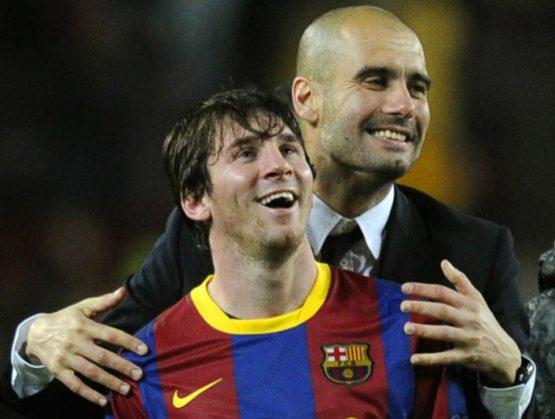 Messi y Guardiola realizaron donaciones para combatir el Covid-19.