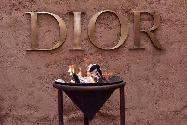Dior celebrará en Atenas su próximo desfile en junio