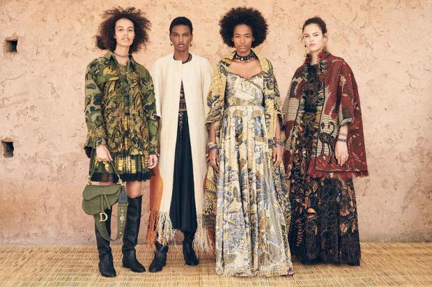 Dior Cruise, tradición artesana pegada a las raíces profundas de Italia