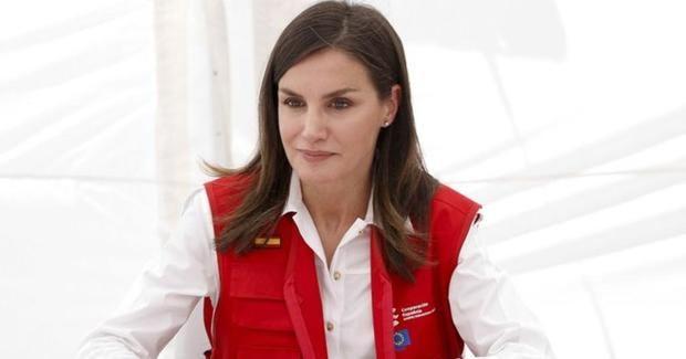 La reina de España viaja a Honduras con material de ayuda humanitaria