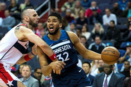 Towns luce inmenso en victoria de los Timberwolves sobre Lakers