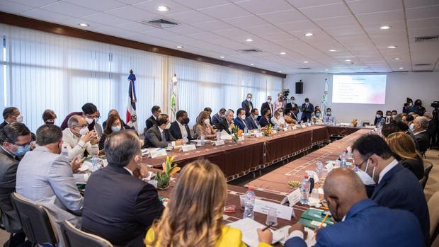 Confirma participación en próximas rondas del diálogo