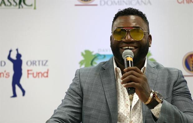David Ortiz hará el lanzamiento de honor en el juego entre Puerto Rico y República Dominicana