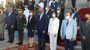 """Presidente Abinader: """"Este Gobierno honrará la memoria de todos nuestros patricios y símbolos patrios""""."""