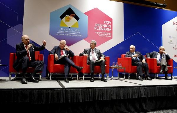 Reunión de expresidentes iberoamericanos