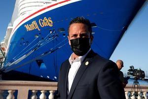 El director ejecutivo de la Compañía de Turismo de Puerto Rico, Carlos Mercado.
