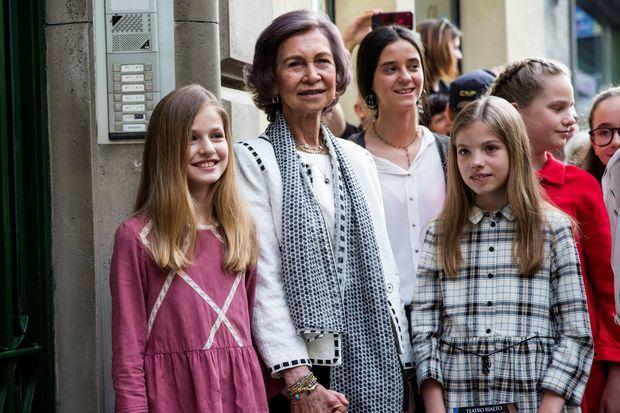 Los 80 años de la reina Sofía: decenas de actividades y volcada en la familia