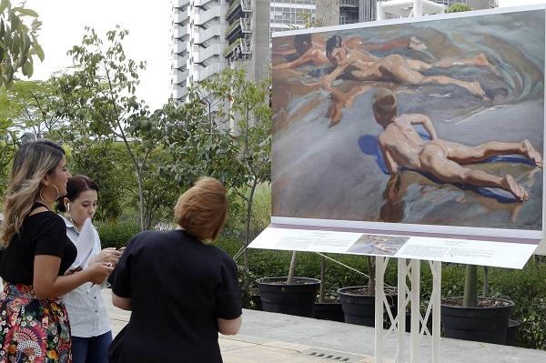 Museo del Prado lleva a Medellín exposición fotográfica de obras pictóricas