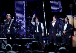 Maná en los Latin Grammy
