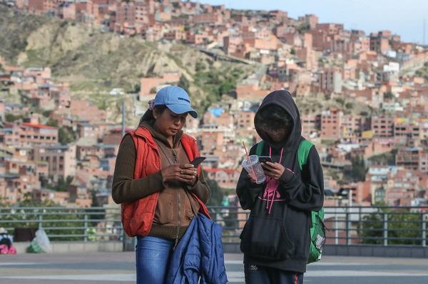 Milienales bolivianos