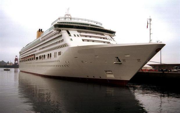 Nicaragua recibe crucero con 1.976 turistas en balneario del Pacífico
