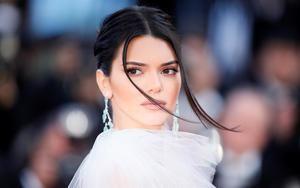 Kendall Jenner es la modelo mejor pagada del año, con 22,5 millones de dólares, según Forbes En la imagen un registro de la modelo estadounidense Kendall Jenner.