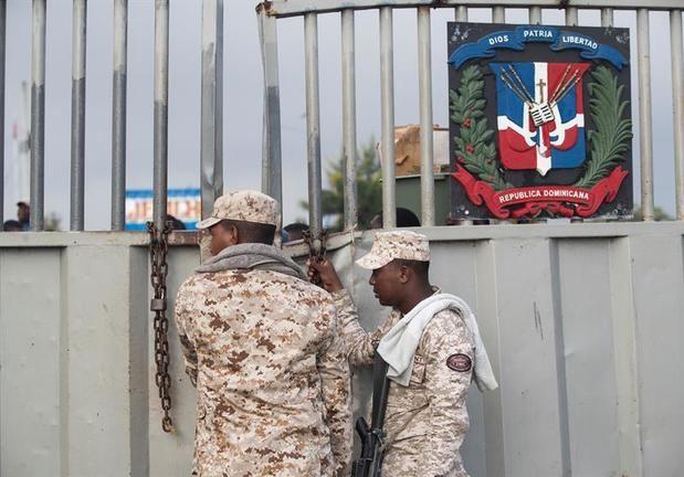 República Dominicana reforzará la vigilancia en la frontera con Haití por Navidad