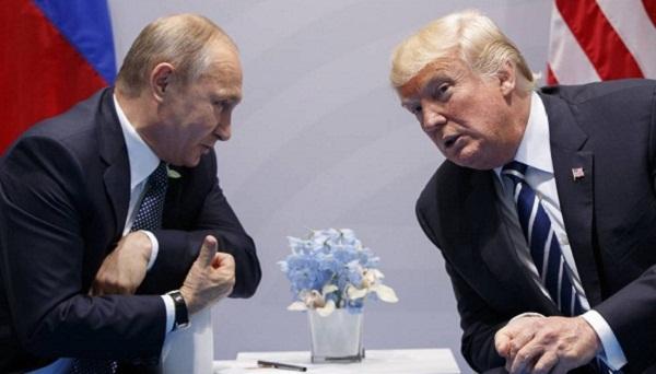 Trump y Putin celebrarán su primera cumbre el 16 de julio en Helsinki