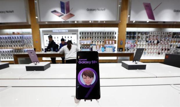 Samsung prevé que su beneficio operativo caiga un 28 % en el cuarto trimestre