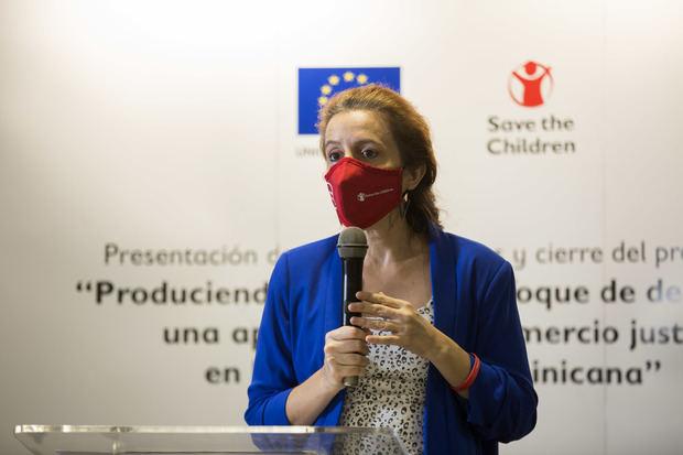 Marian Cortés. Gerente de calidad Save the Children.