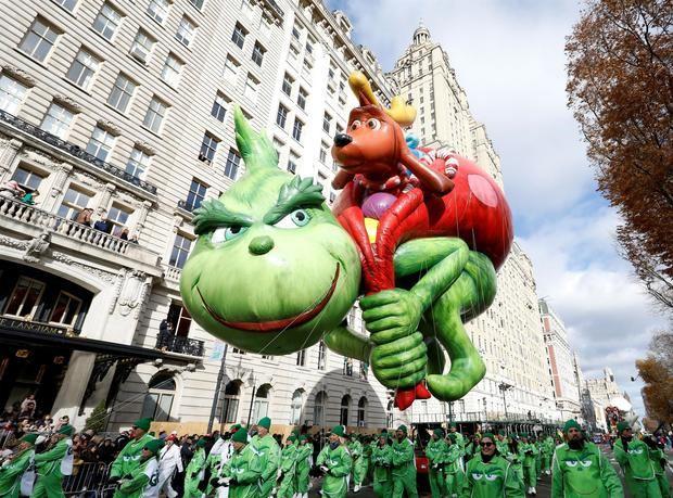 El emblemático desfile de Acción de Gracias de Nueva York anuncia su regreso