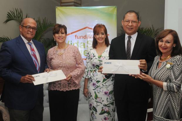 Fundación Vida Sin Violencia celebra noveno aniversario