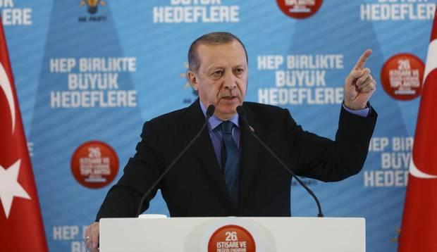 Turquía suspende la entrega de todos los tipos de visado para los ciudadanos de EE.UU.