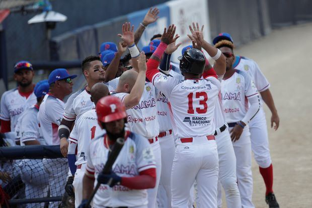 Panamá se divirtió y jugó bien la pelota para ganar la Serie del Caribe